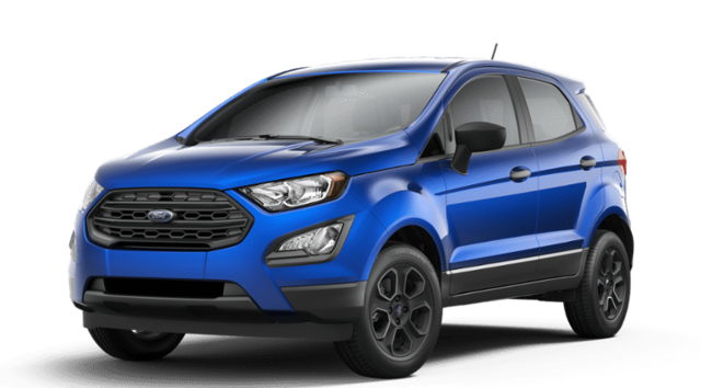 2018 Ford EcoSport S Crossover
